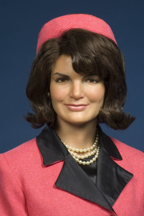 Figure of the typical Jackie Kennedy