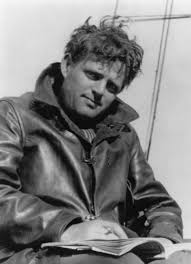 Jack London, author of Call of the  Wild and White Fang